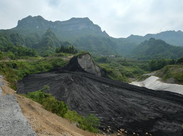 勘察测量_长阳古城锰矿资源调查项目