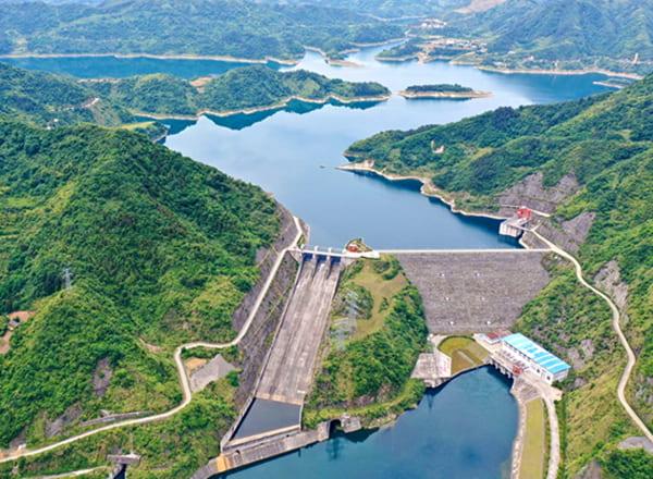 十堰市中心城区水资源配